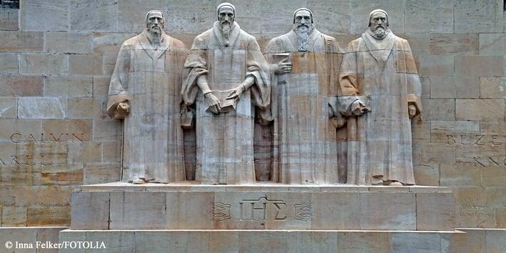 John Calvin- Theologian and Pastor