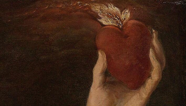 A Theology of Divine Love: When Christ's Love Made Him Tremble